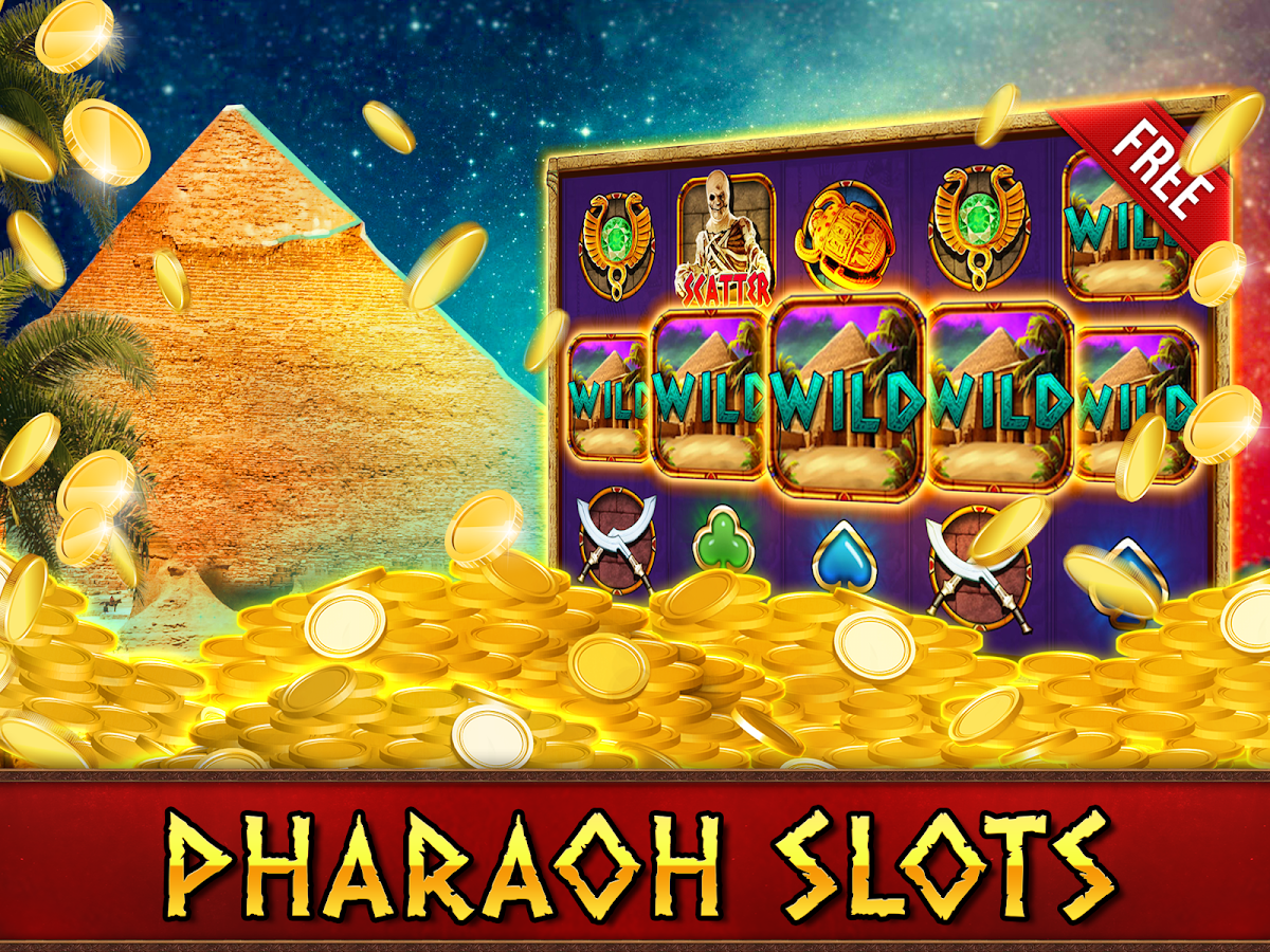 Pharaohs slot machines